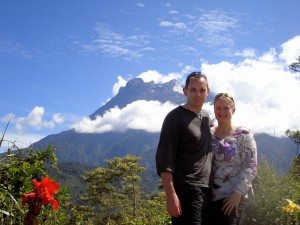 Heather &amp Pete - Kinabalu in Borneo