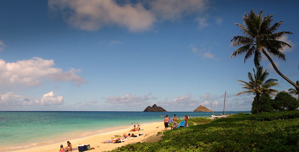 Lanikai_Beach_Hawaii