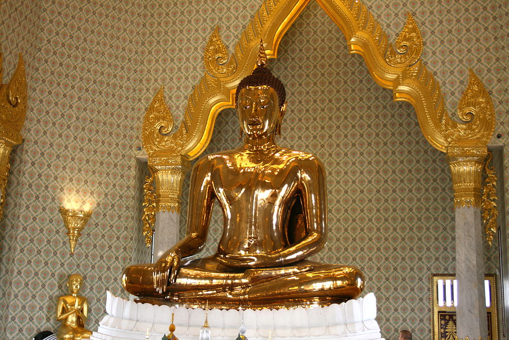 Golden Buddha Dream Destinations Thailand