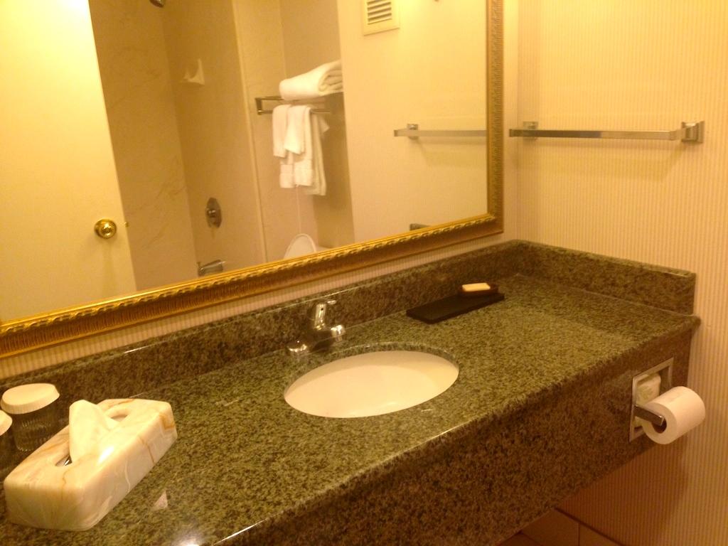 Embassy Suites Bathroom