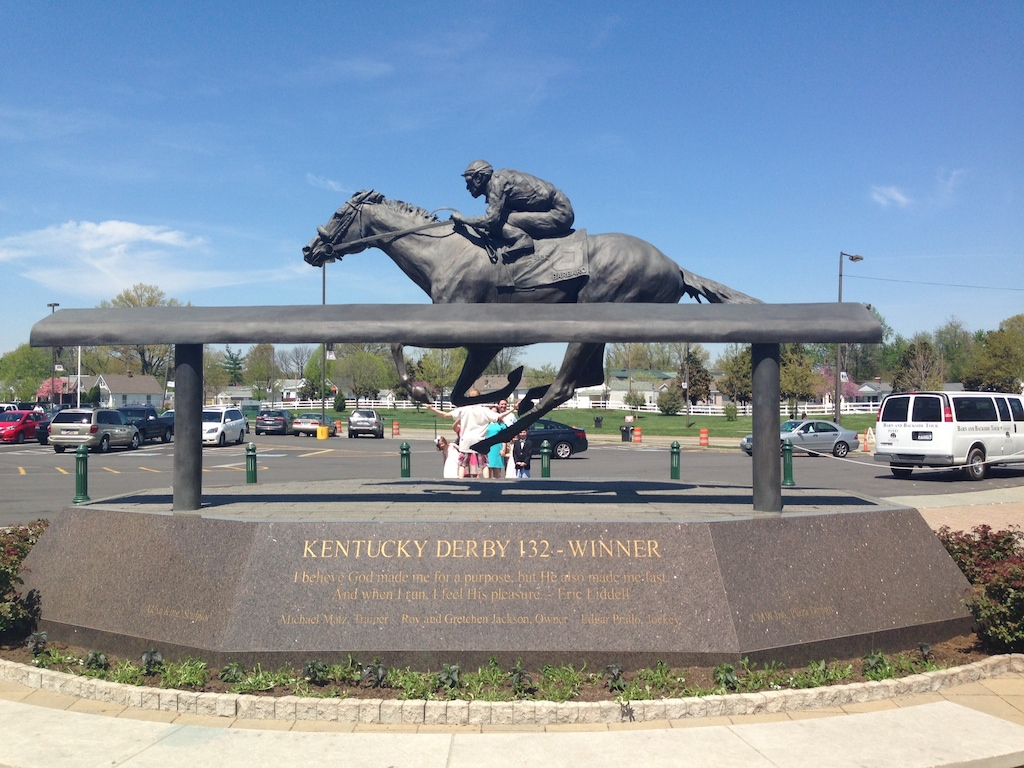 A Tour Of Churchill Downs Home Of The Kentucky Derby