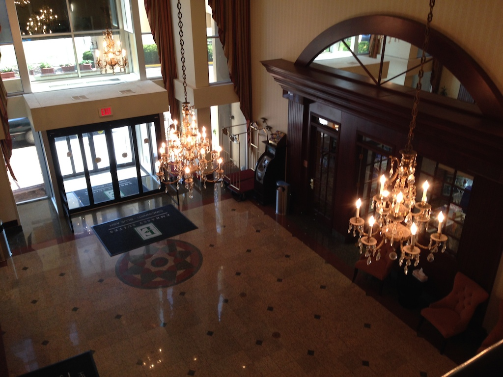 Embassy Suites Lobby
