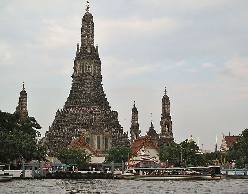 wat arun dream destinations thailand