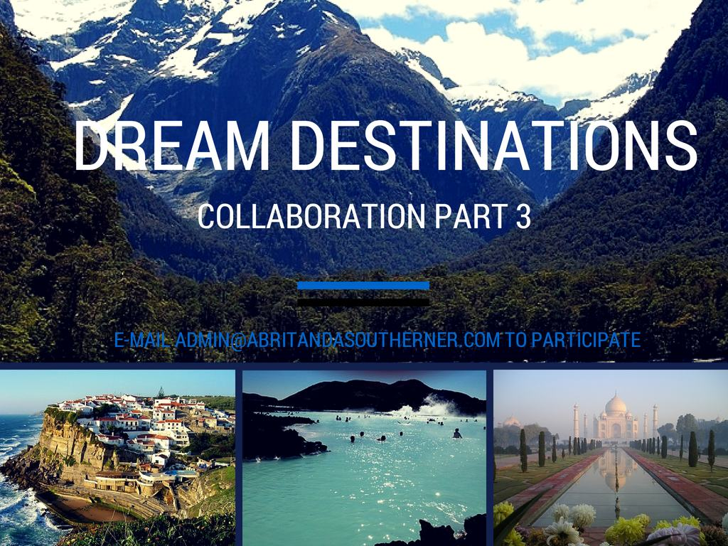 DREAM DESTINATIONS 3