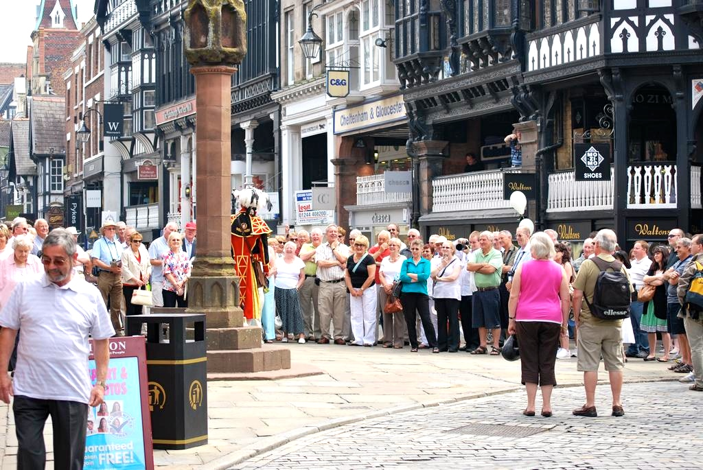 Chester Town Crier