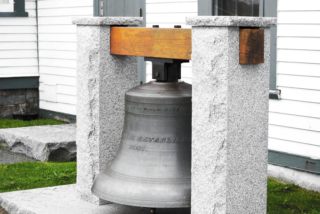 Portland Head Light Fog Bell
