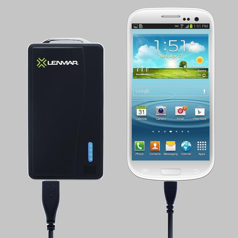 Lenmar Revv Battery Pack