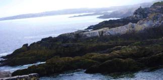 Portland Maine Coastline