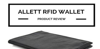 Allett RFID Wallet