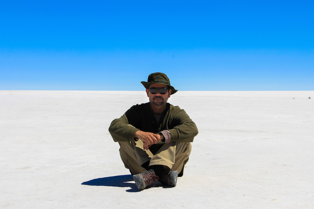 Bob Ramsak - Salar de Uyuni, Bolivia - March 2013