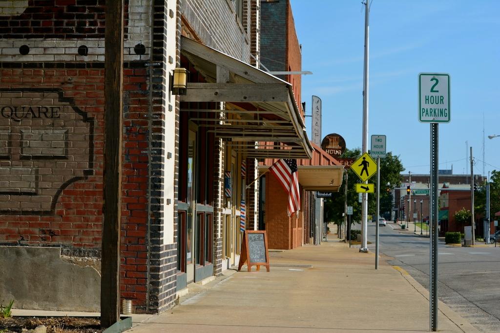 Jonesboro Downtown