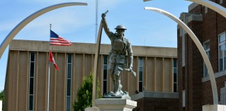 Jonesboro War Memorial