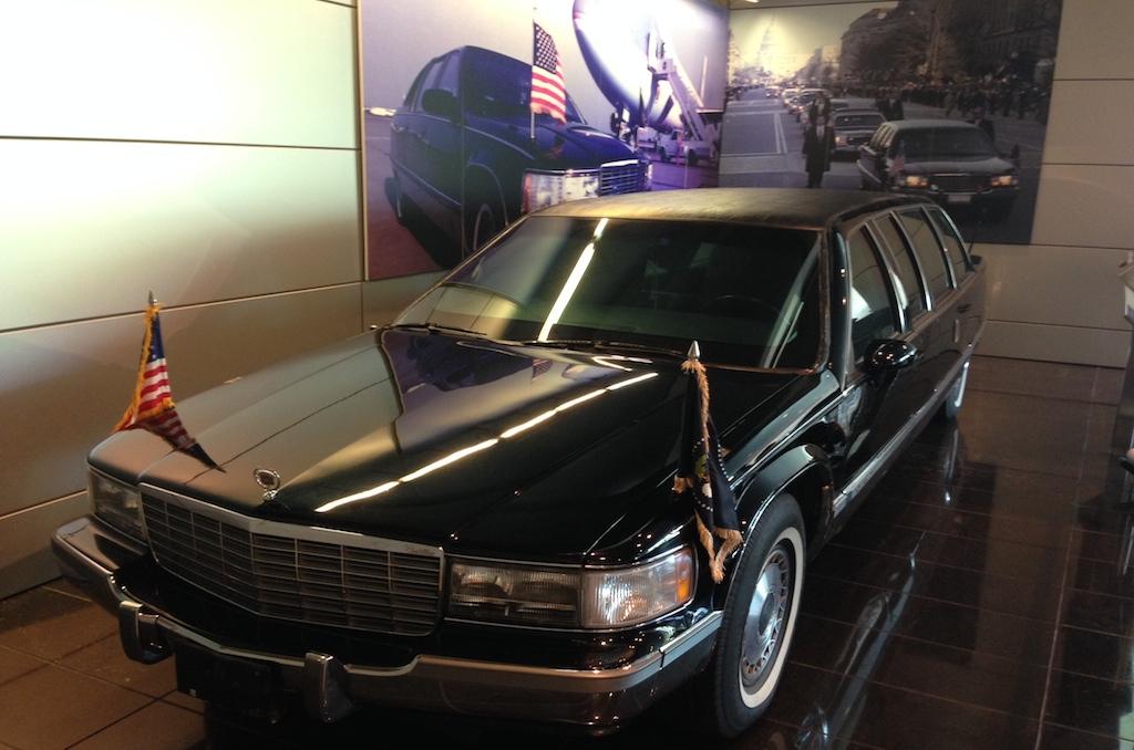 Clinton Cadillac Fleetwood