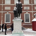 George Washington Independence Hall