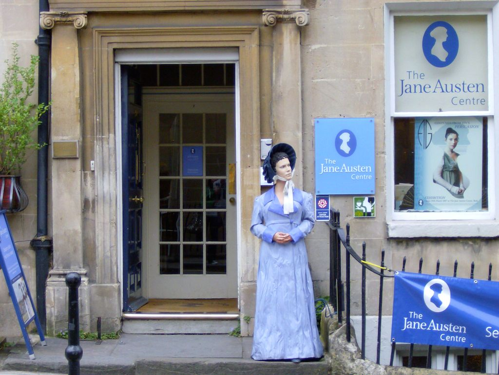 Jane Austen Centre - Bath, England