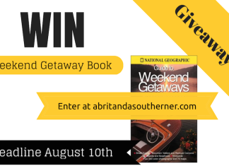 Weekend Getaways Giveaway