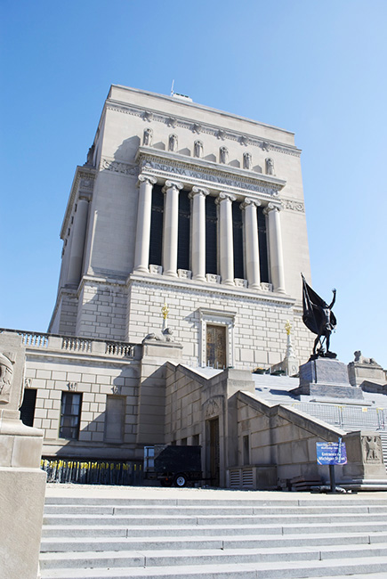 Indiana War Memorial Museum