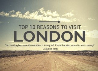 top 10 reasons to visit london