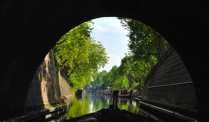 Jasons Canal Boat London