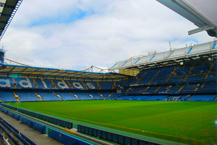 Stamford Bridge Chelsea London