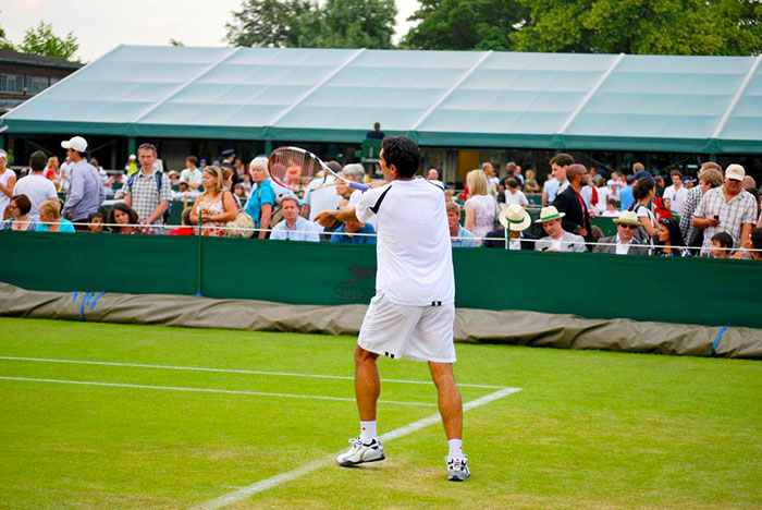 Wimbledon Tennis London