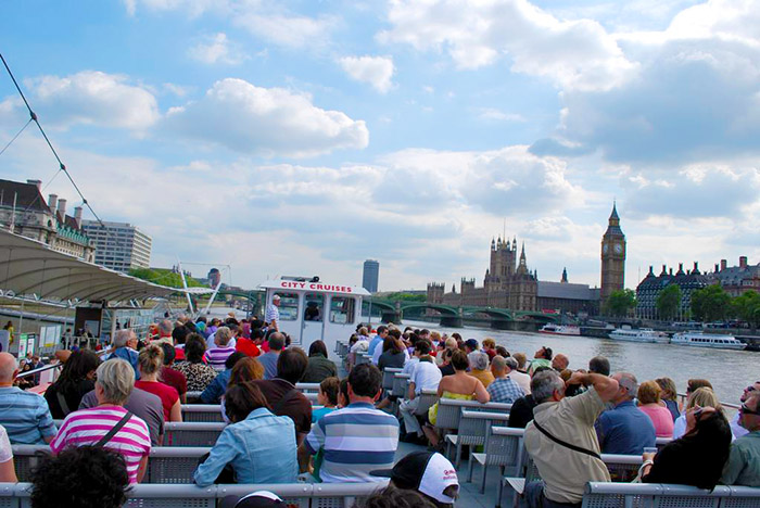 City Cruises London