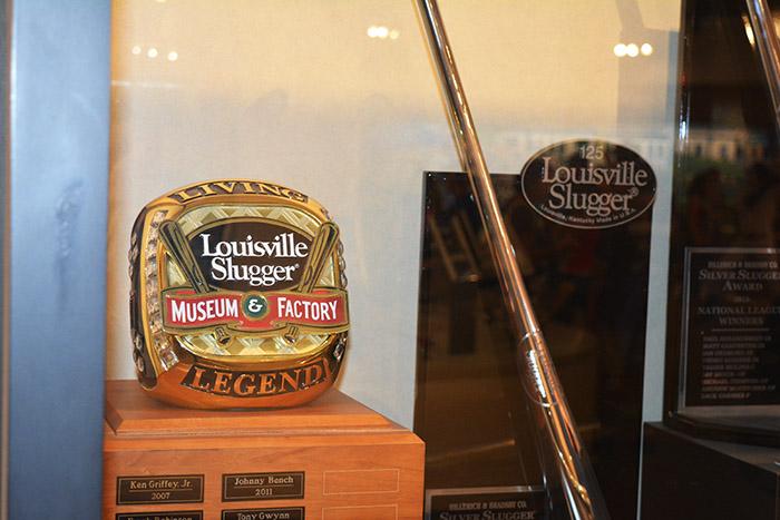 Louisville Slugger Ring
