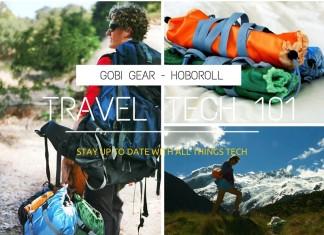 Travel Tech 101 Gobi Gear Hoboroll