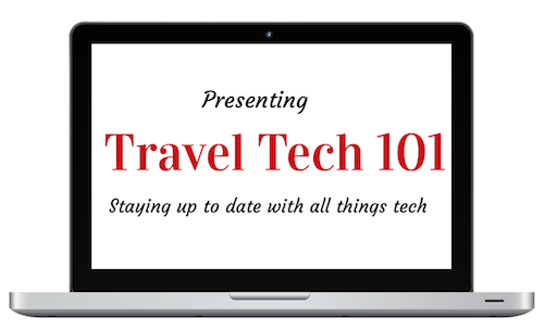 Travel Tech 101
