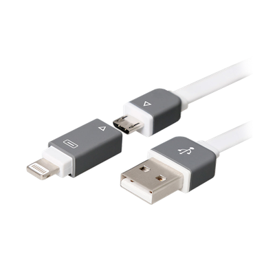 2 in 1 Micro USB Inateck
