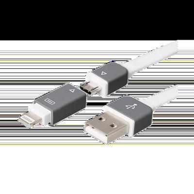 2 in 1 Micro USB Inateck