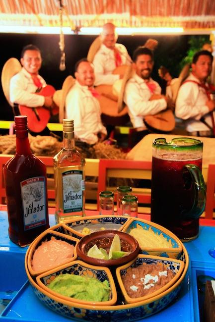 Xoximilco Experience Cuisine