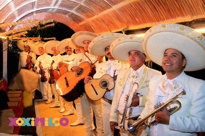 Xoximilco Experience Mariachi