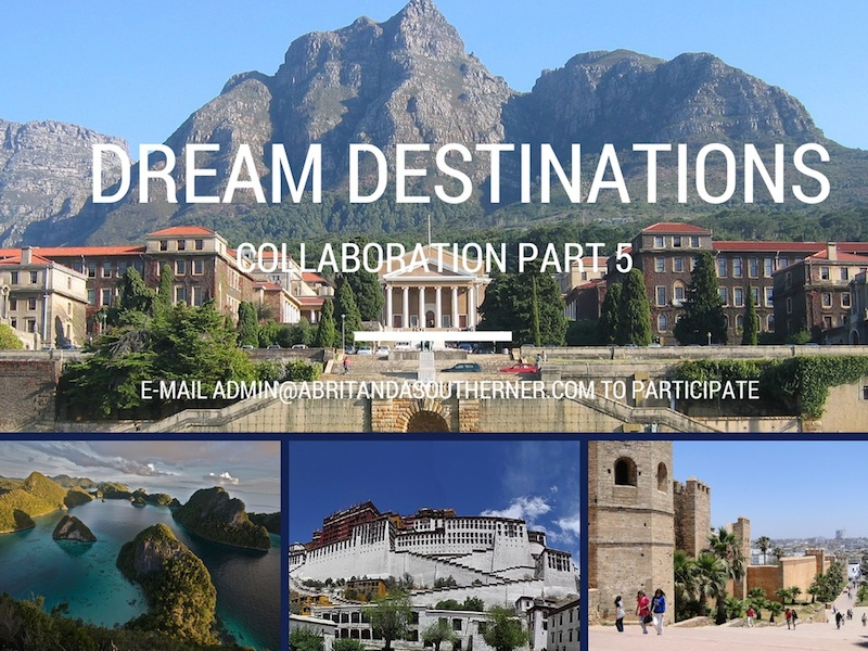 DREAM DESTINATIONS