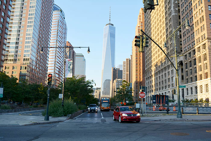 One World Trade Center New York City