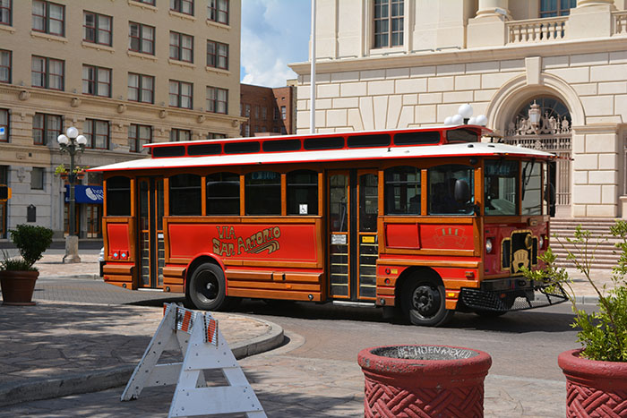 San Antonio Trolley