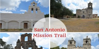 San Antonio Mission Trail