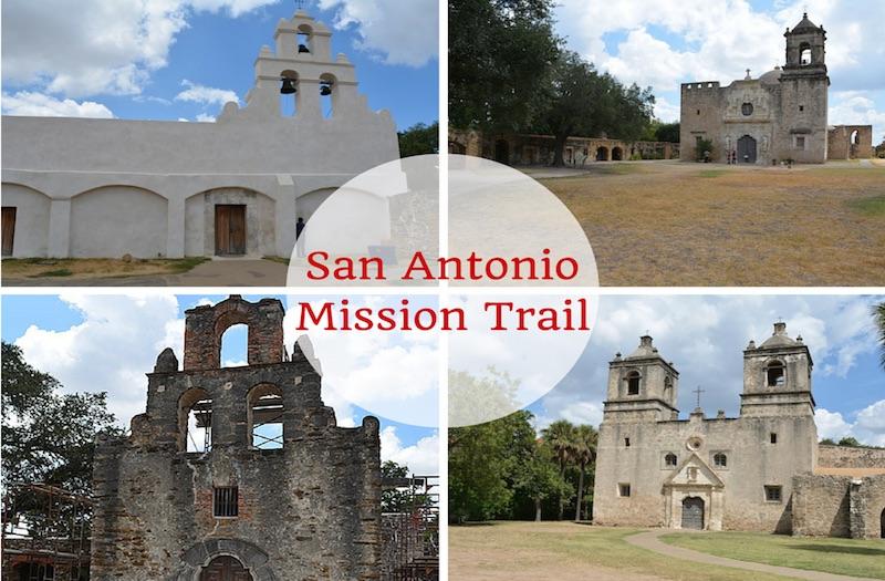 San Antonio Mission Trail The Alamo To Mission Espada