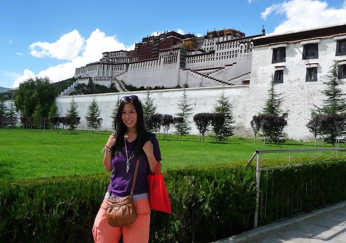 Tibet Potala Palace Manouk Bob