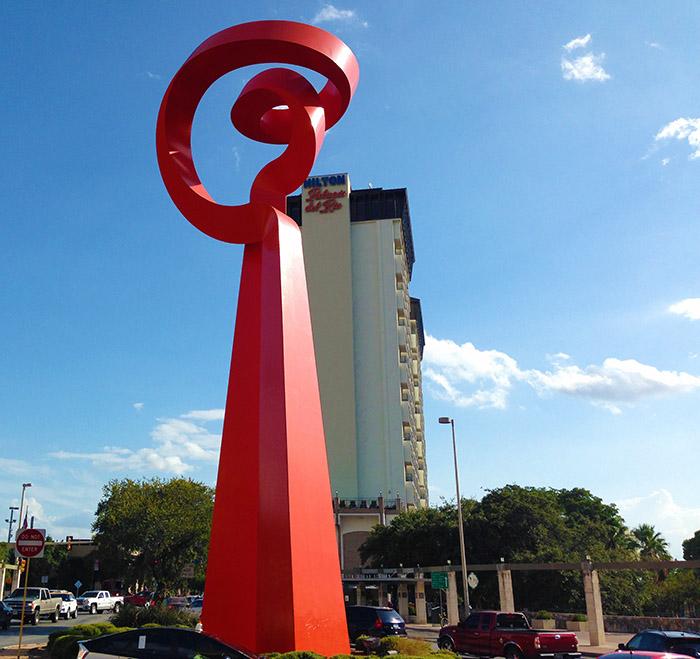 Torch of Friendship San Antonio