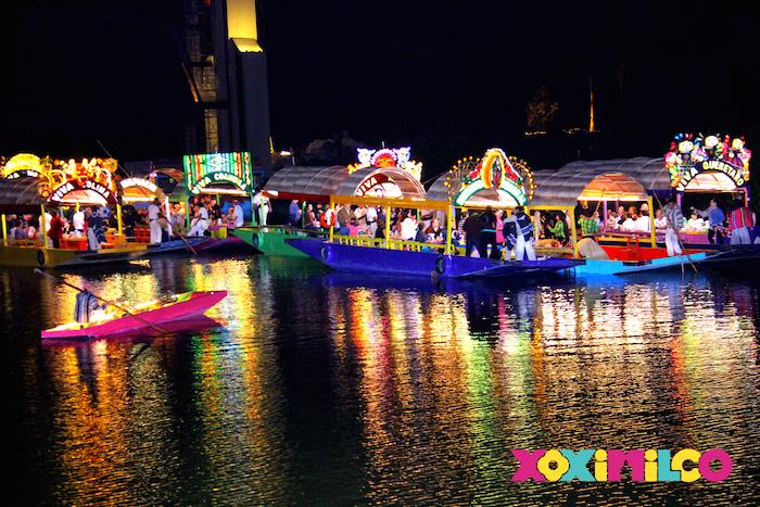 Xoximilco Experience Trajinera
