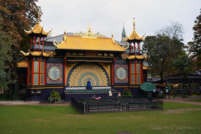 Tivoli Gardens Pantomime