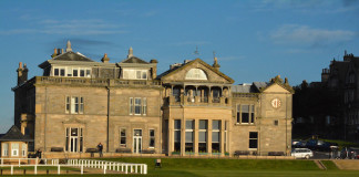 st andrews home of golf