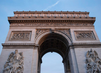 L'Arc de Triomphe Paris