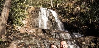 Laurel Falls Smoky Mountains