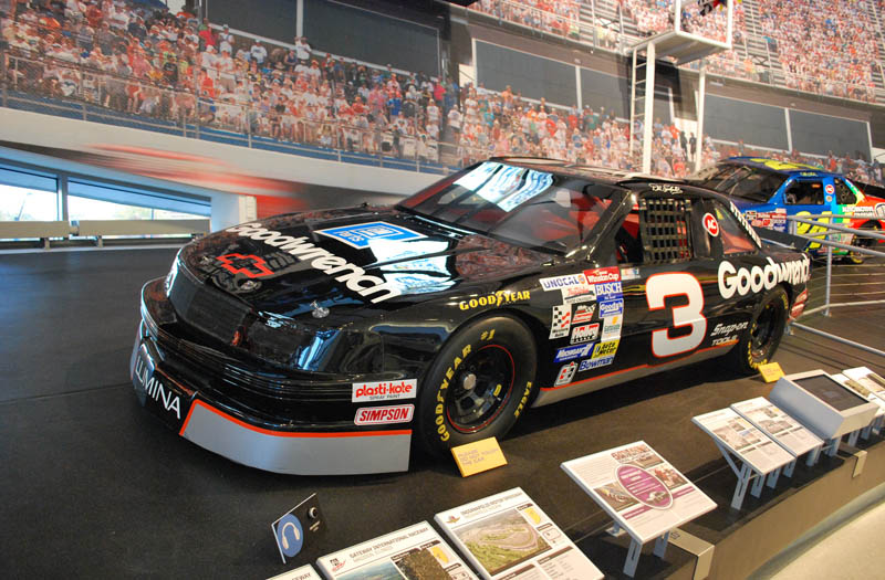 Become A Nascar Driver At The Hall Of Fame