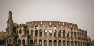 walk around ancient rome