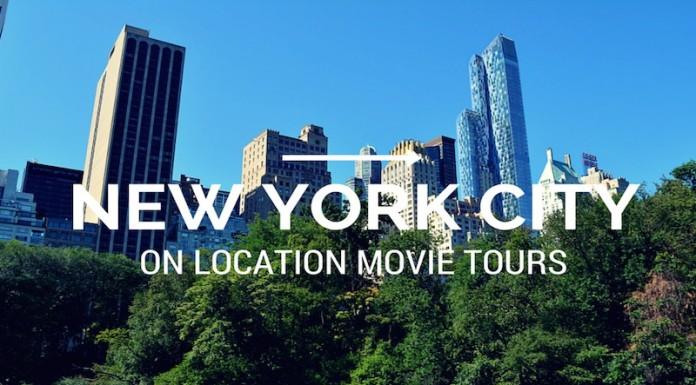 on location movie tour