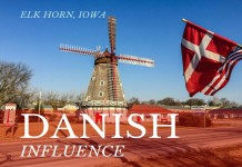 Danish Influence Elk Horn