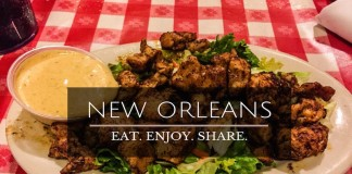 Where to eat in New Orleans